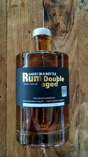 Rum double aged