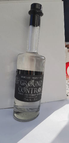 Ground Control Silver jenever