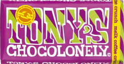 Tony's Chocolonely coffee crunch