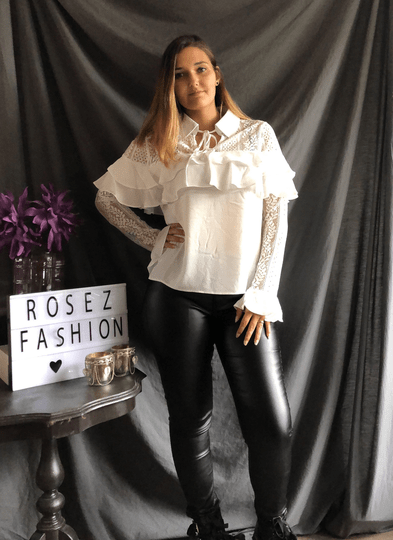Blouse Pippa Off White