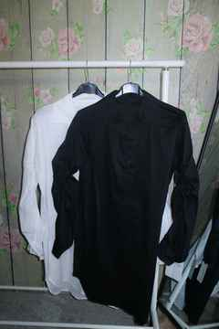 Blouse stretch wit