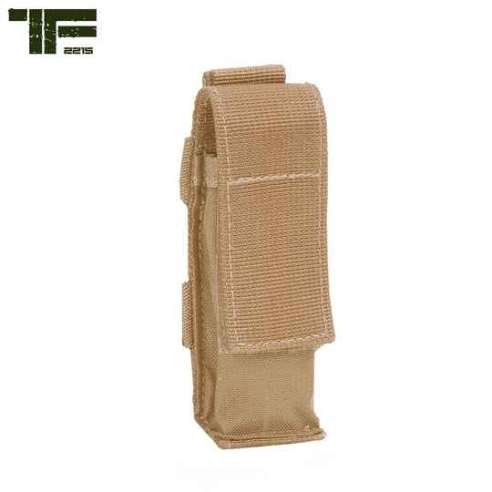 TF-2215 SMALL KNIFE/MULTITOOL POUCH Coyote