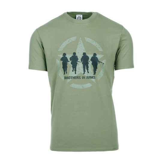 T-SHIRT BROTHERS IN ARMS