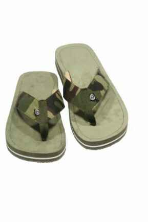 KM CAMO CITY SLIPPER