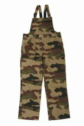 KM CAMOUFLAGE TUIN OVERALL