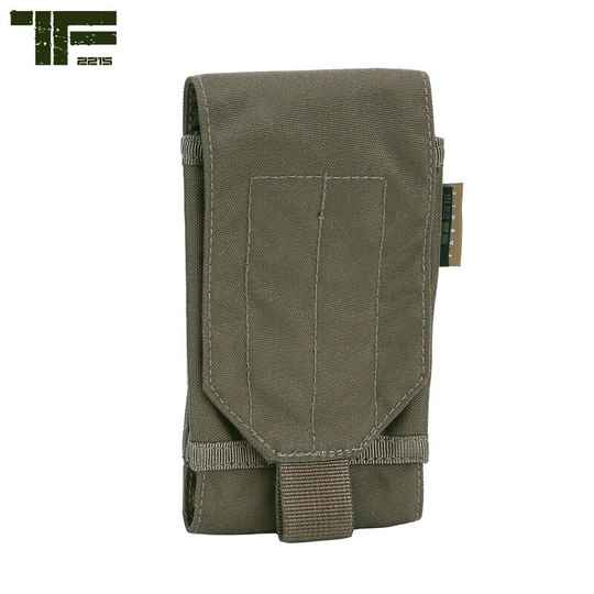 TF-2215 MIBILE PHONE POUCH Ranger green