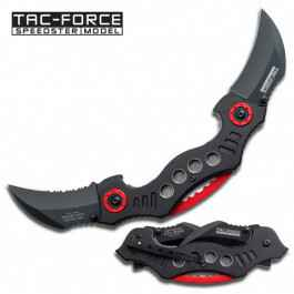TAC FORCE TWIN BLADE KARAMBIT