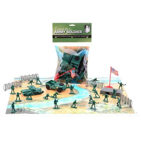 ARMY FORCES SPEELSET