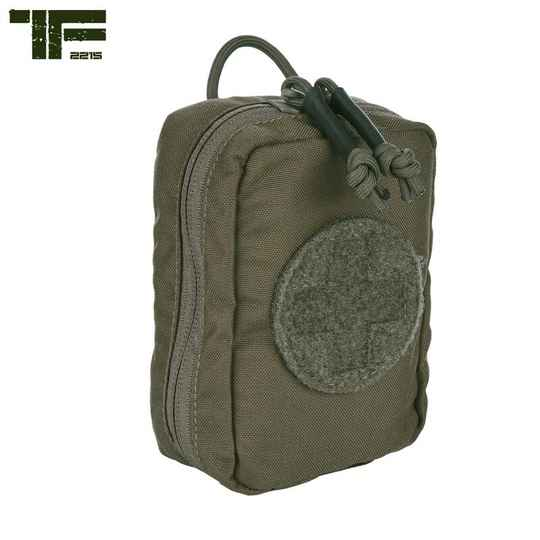 TF-2215 MEDIC POUCH SMALL HOOK AND LOOP Ranger green