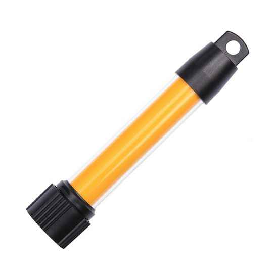 GLOW STICK ELECTRONIC Geel / Rood