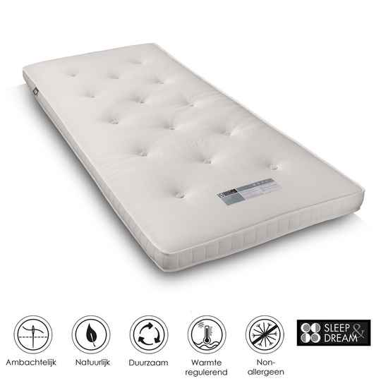 Sleep & Dream topdekmatras Elite