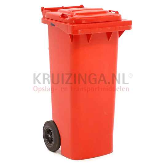 Afval container 120 ltr.