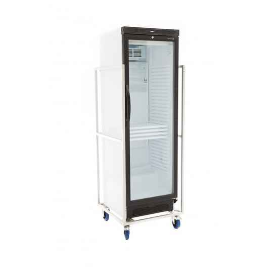 Display Flessenkoeling 350 ltr