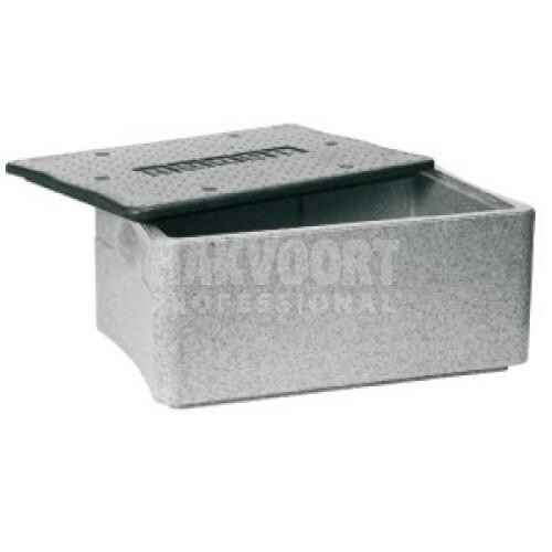 Thermobox grijs 40 ltr. GN