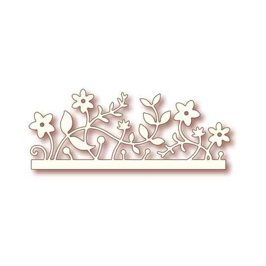 Wild Rose Studios - Specialty die - Woodland Border