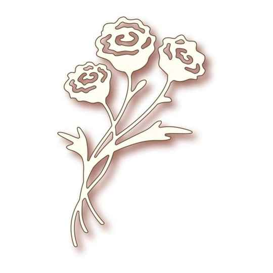 Wild Rose Studios - Specialty die - Rose Bunch