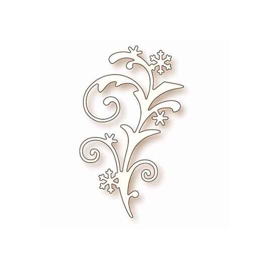 Wild Rose Studios - Specialty die - Snow Flourish