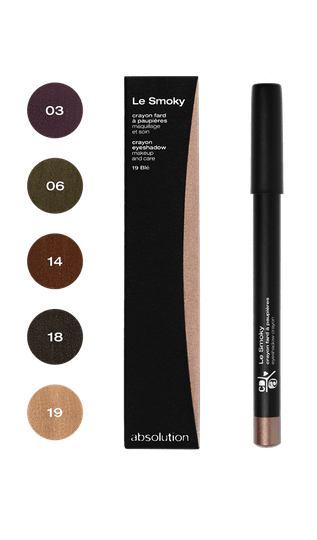 Absolution Oogschaduw Le Smoky 06 Olive