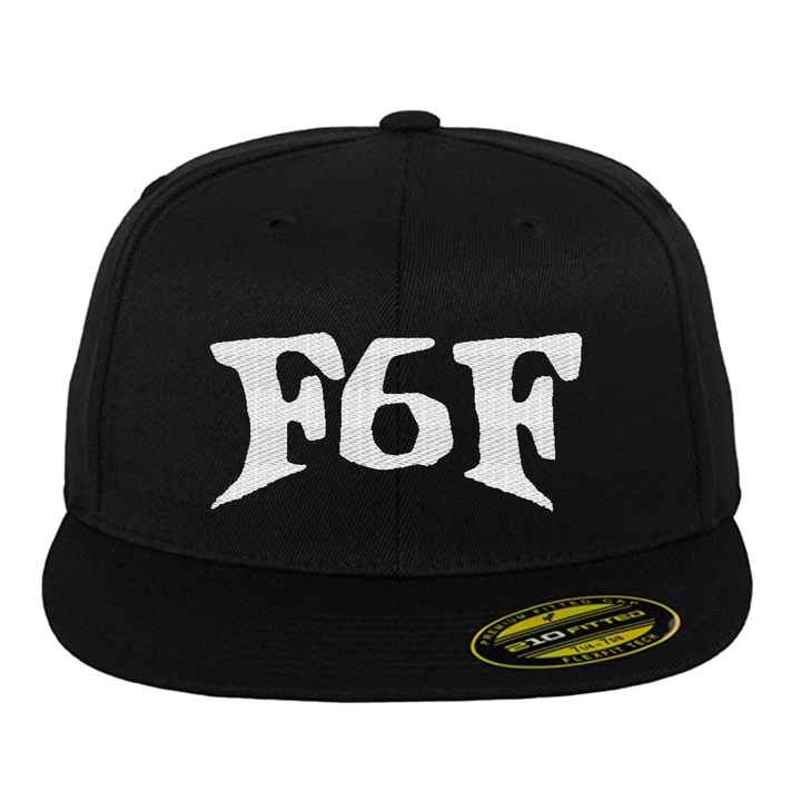 F6F FITTED CAP V1