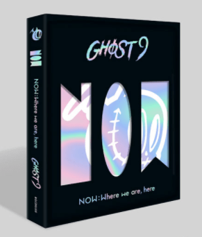 GHOST9 (고스트나인)- Album (NOW : Where we are, here)