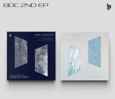 BDC  (비디씨)- 2e EP album (The intersection: discovery)