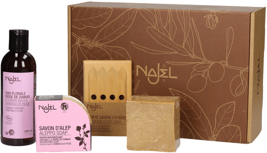 Aleppo Najel Queen of Roses Gift Set