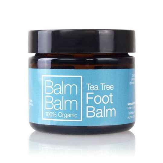 Balm Balm Tea Tree Organic Voetenbalsem 60ml