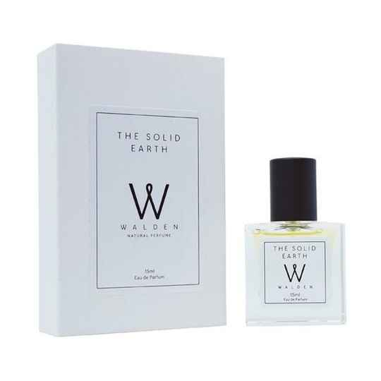 Walden Natural Perfume The Solid Earth Purse Spray Unisex