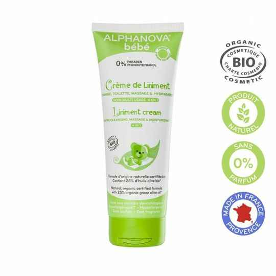 ALPHANOVA Bebe Liniment Cream 4in1 200ml