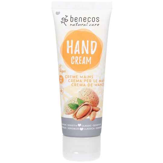 Benecos Classic Hand Cream 75 ml