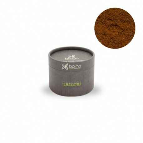 Boho Mineral Loose Powder Cacao Translucide 06