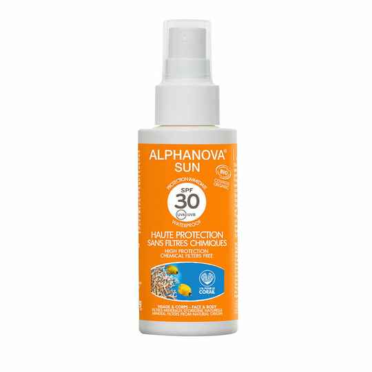ALPHANOVA SUN BIO SPF 30 Spray MINI