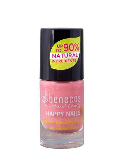 Benecos Vegan Nail Polish Bubble Gum