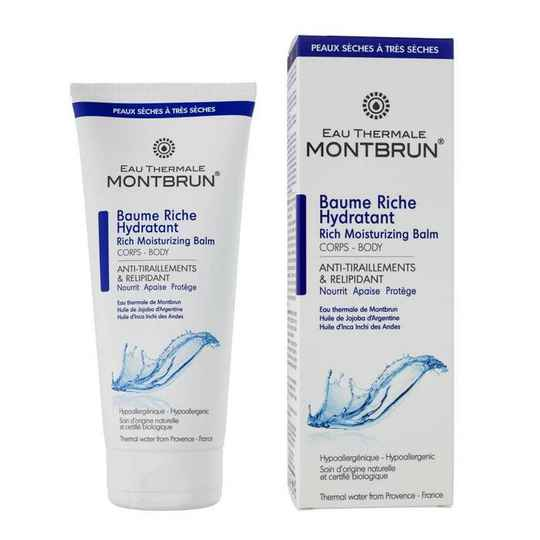 Montbrun Rich Moisturizing Balm Body 200ml