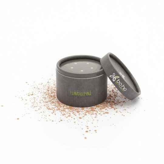 Boho Mineral Loose Powder Beige 02