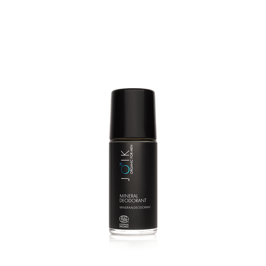 JOIK Natural Mineral Deodorant 50ml glass bottle