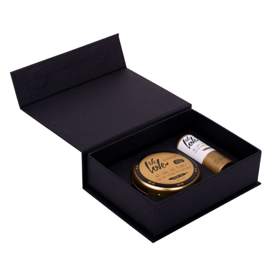 We Love The Planet Golden Giftset