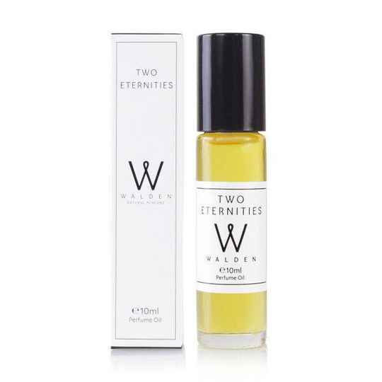 Walden Natural Perfume Two Eternities Oil Roll-on