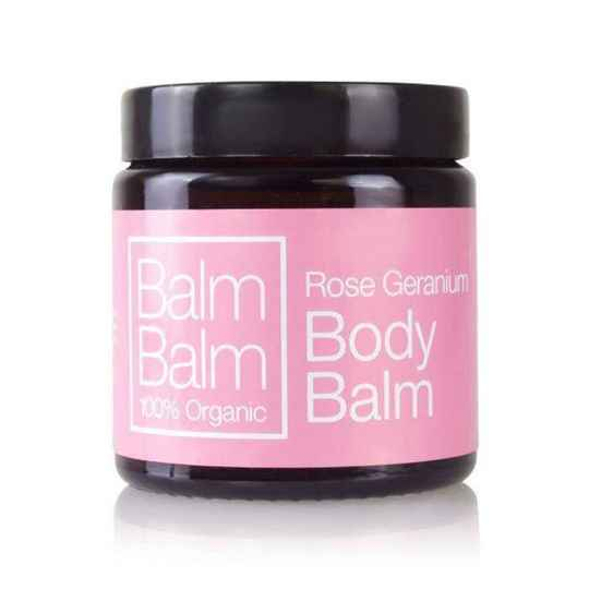 Balm Balm Rose Geranium Body Balm 120ml