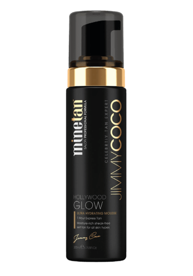 Hollywood Glow Self Tan Mousse