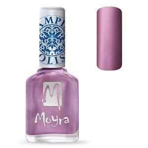 Moyra Stamping polish Metal rose Sp10