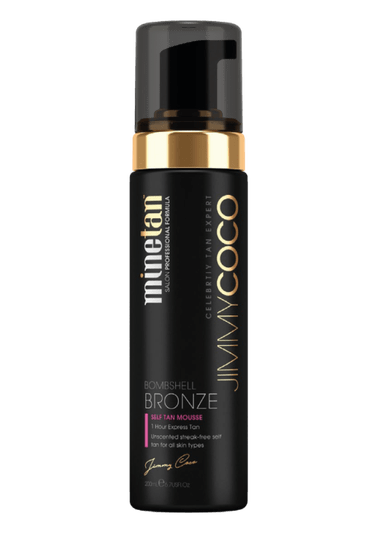 Bombshell Self Tan Mousse