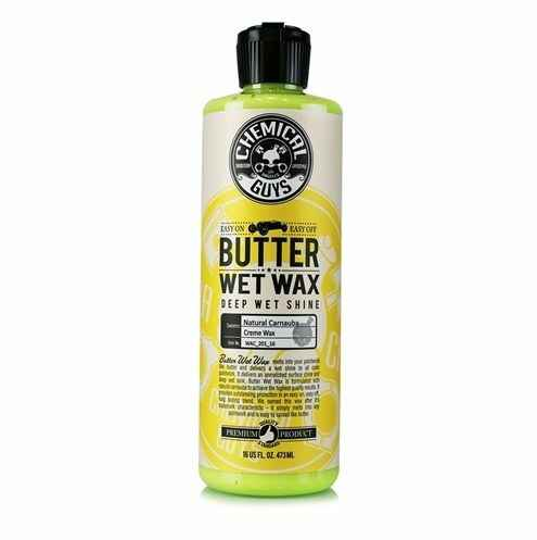 Chemical guys butter wet wax creme