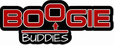 Boogie buddies full Color sticker