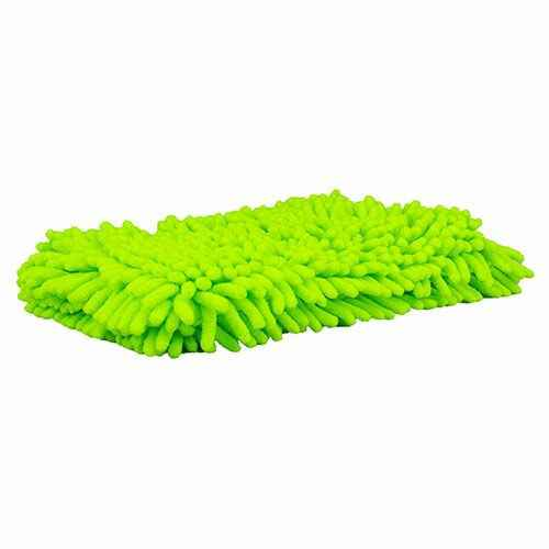 Chemical Guys chenille microfiber zachte wash pad