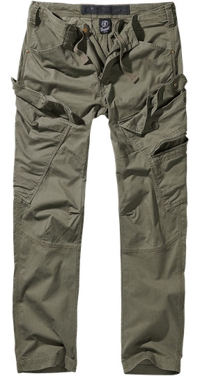 Adven Slim Fit Trousers
