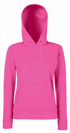 Lady-Fit Classic Hooded Sweat (620380)