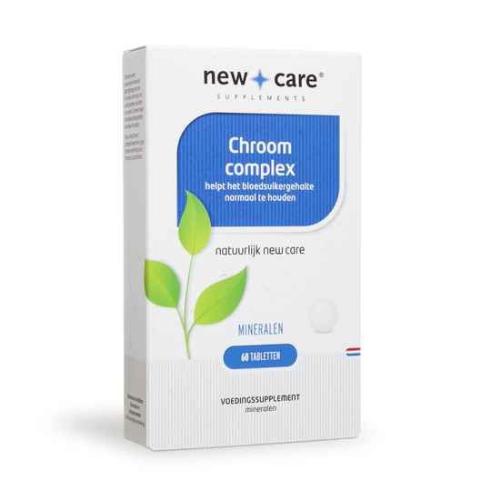 New Care Chroom Complex 60 Tabletten