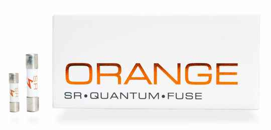 Synergistic Research Orange Fuse