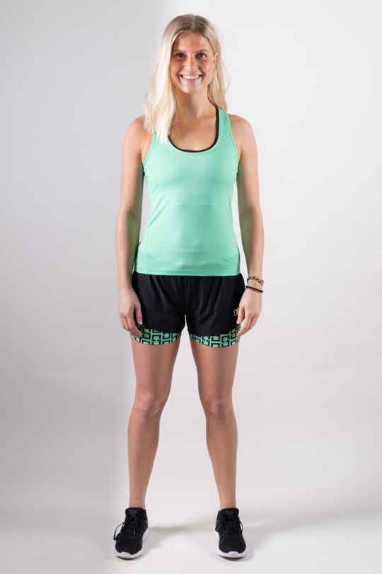 Orango Womens Short with inner pant - Article nr. 12040